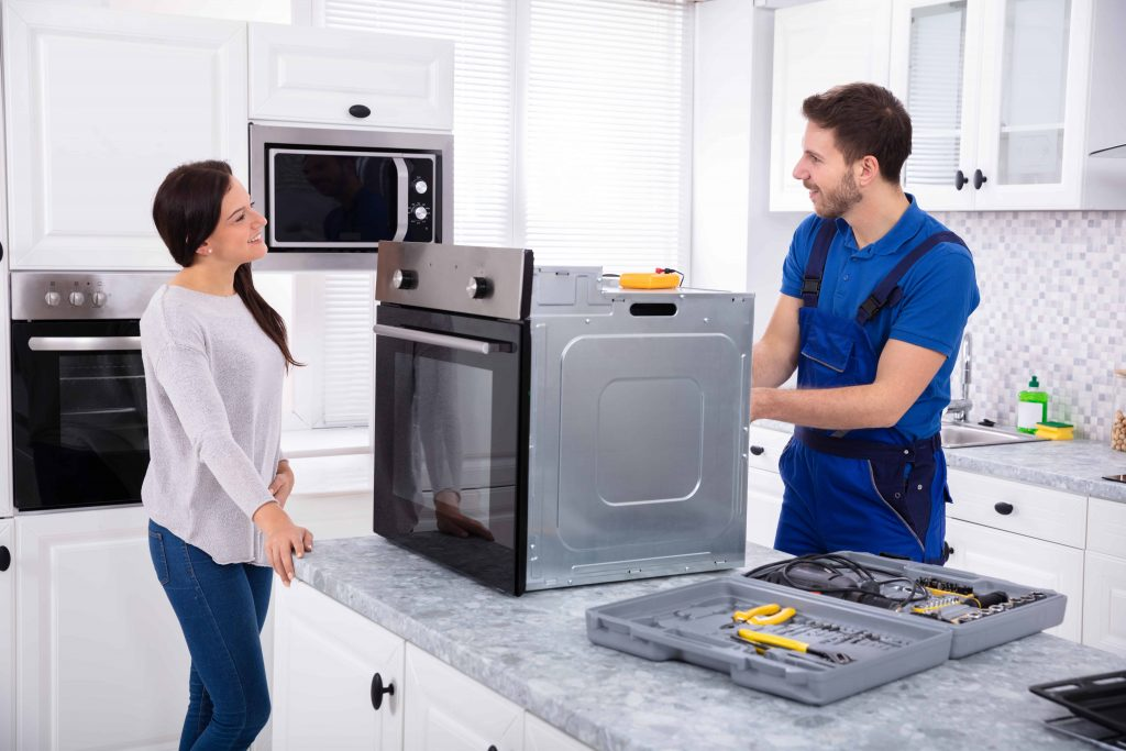 Appliance Installation Micssissauga