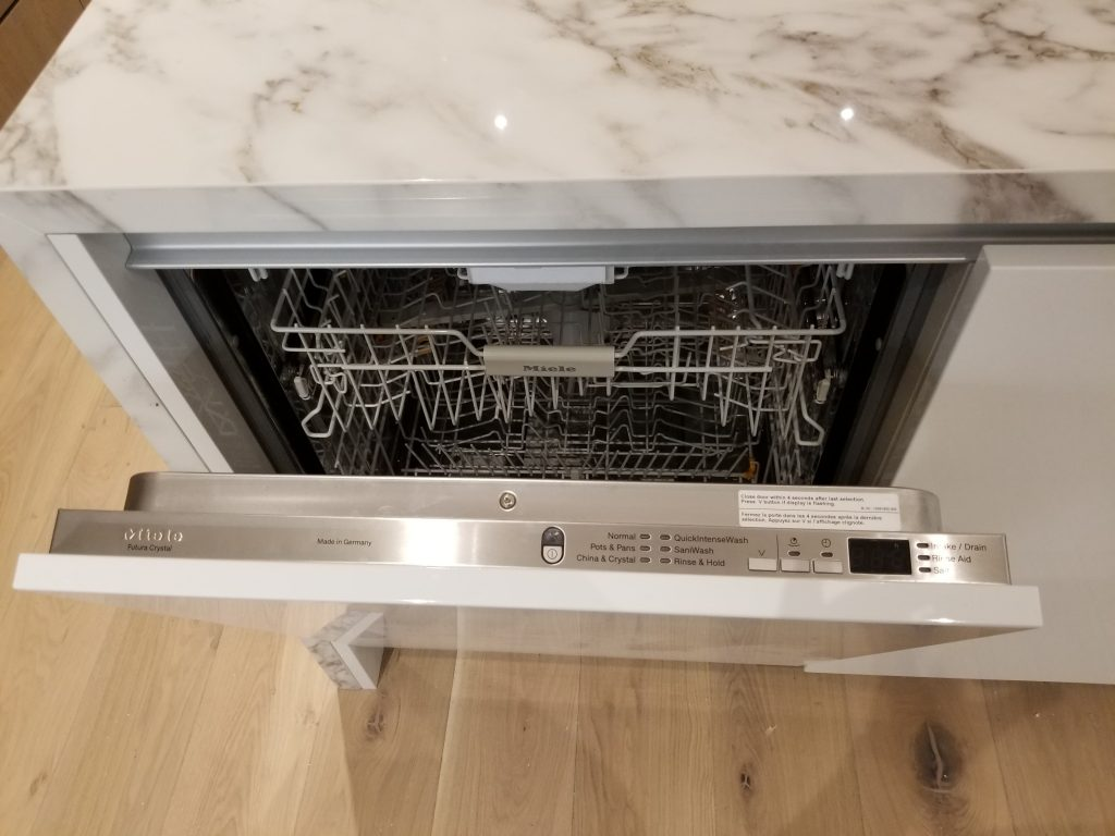 Dishwasher installation Toronto