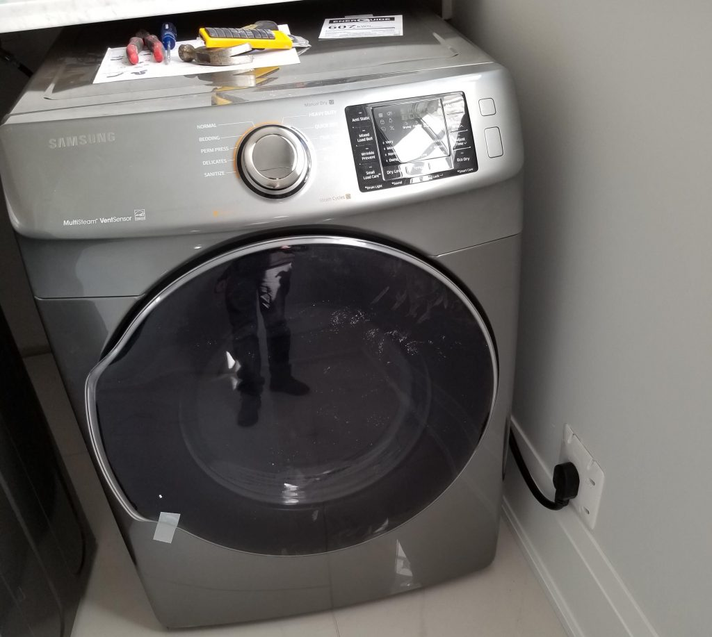 Washing Machines Installation by appliance wizards - appliance installation Toronto
