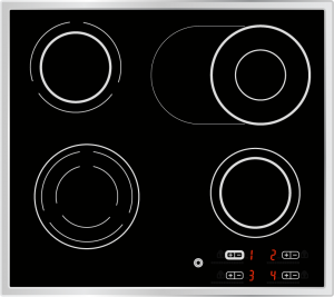 Electric Cooktop Installation aurora