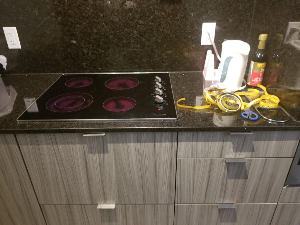 cooktop installation newmarket