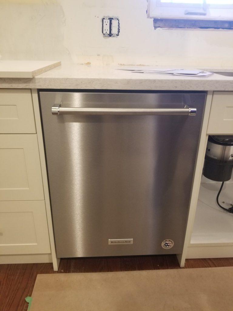 dishwasher repair king city