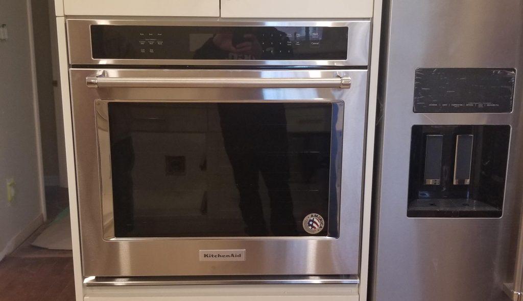 buit in oven repair aurora