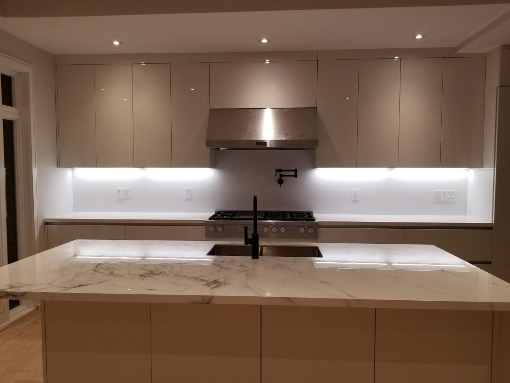 Over Range Hood installation Markham