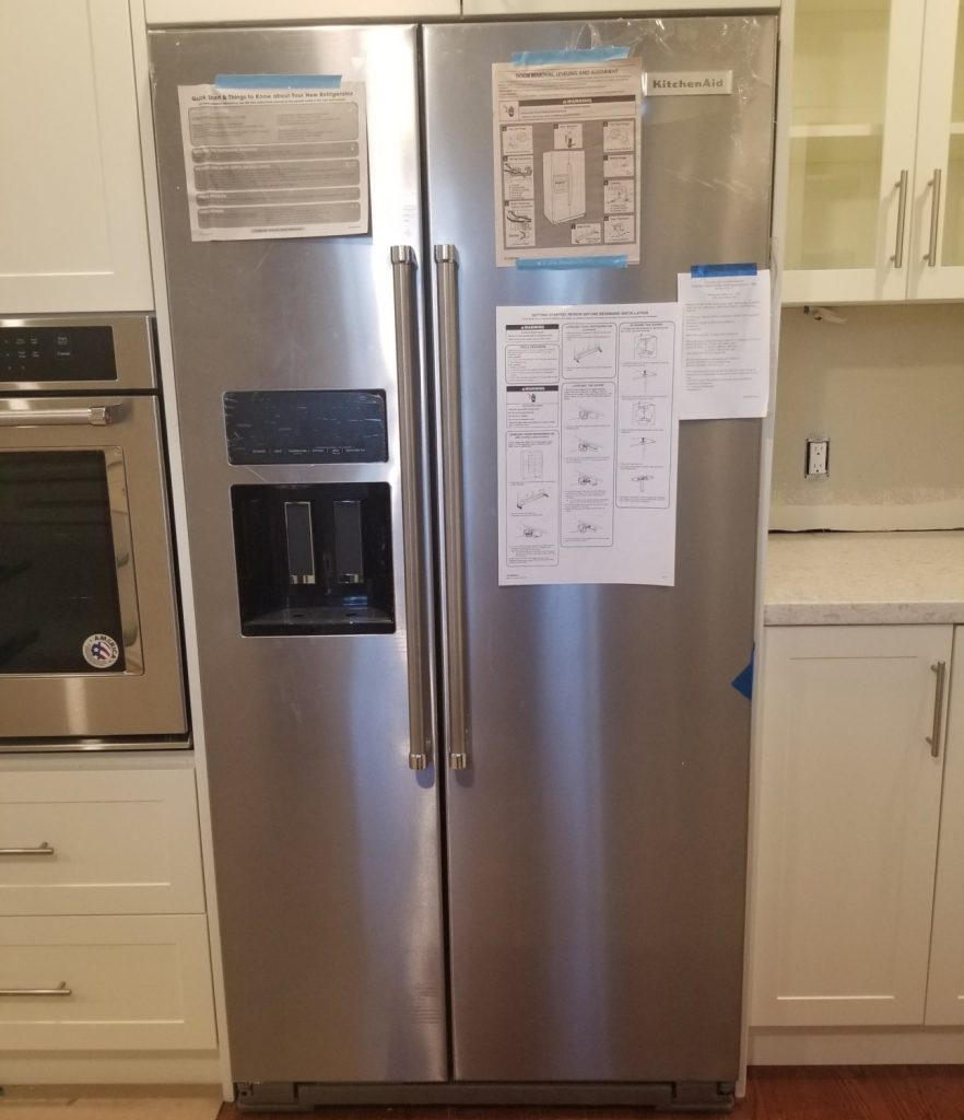 refrigerator repair troubleshooting king city