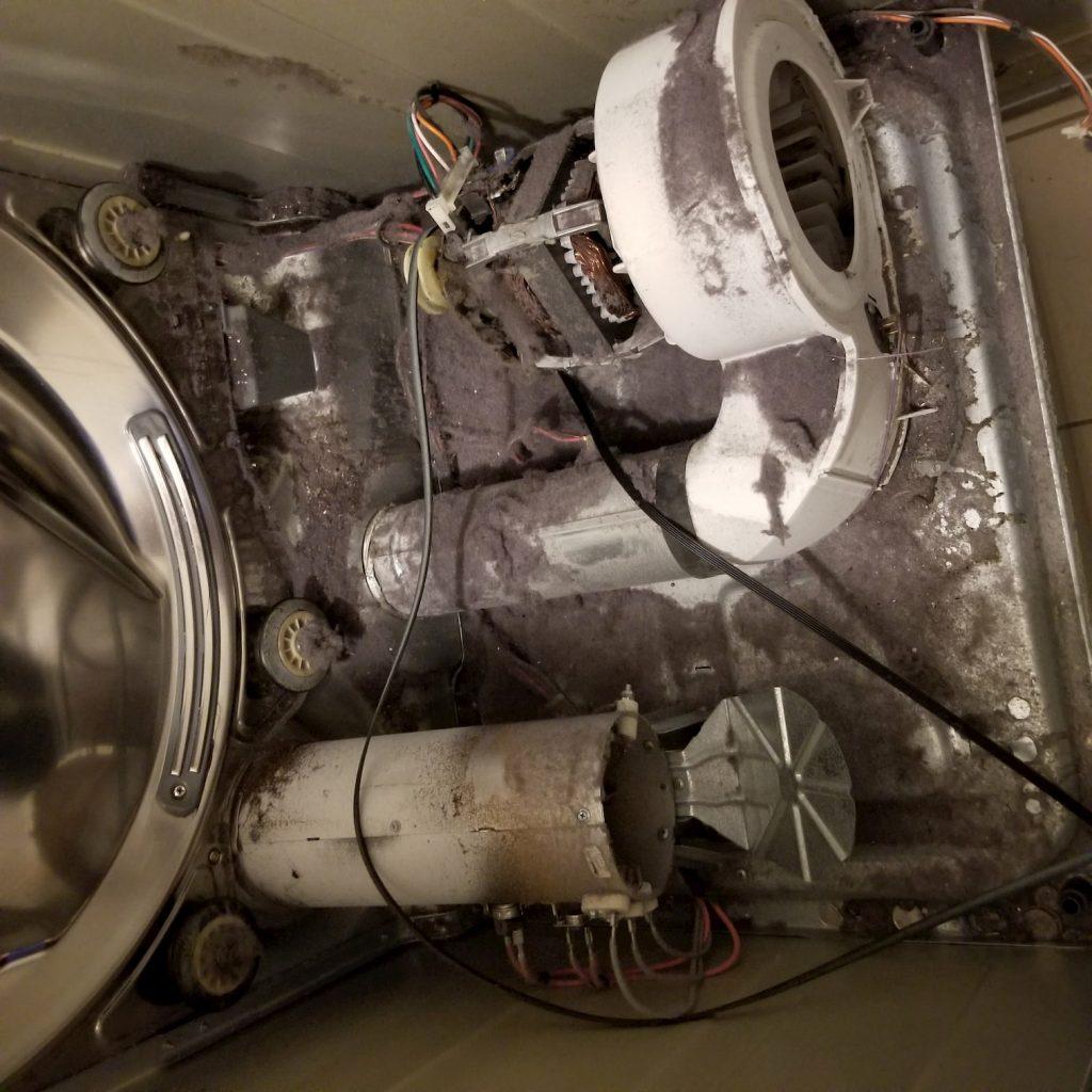 dryer repair toronto