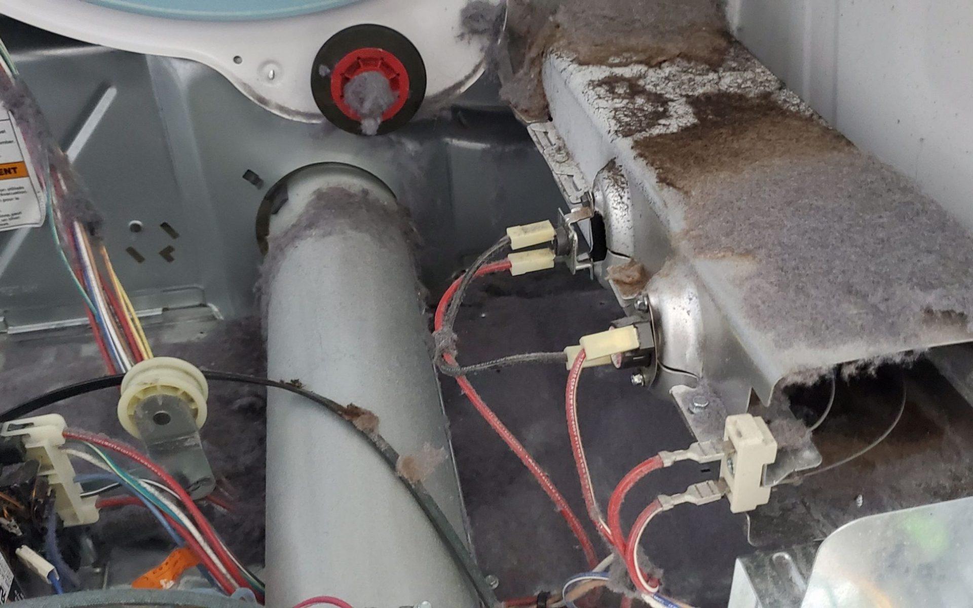 dryer repair service