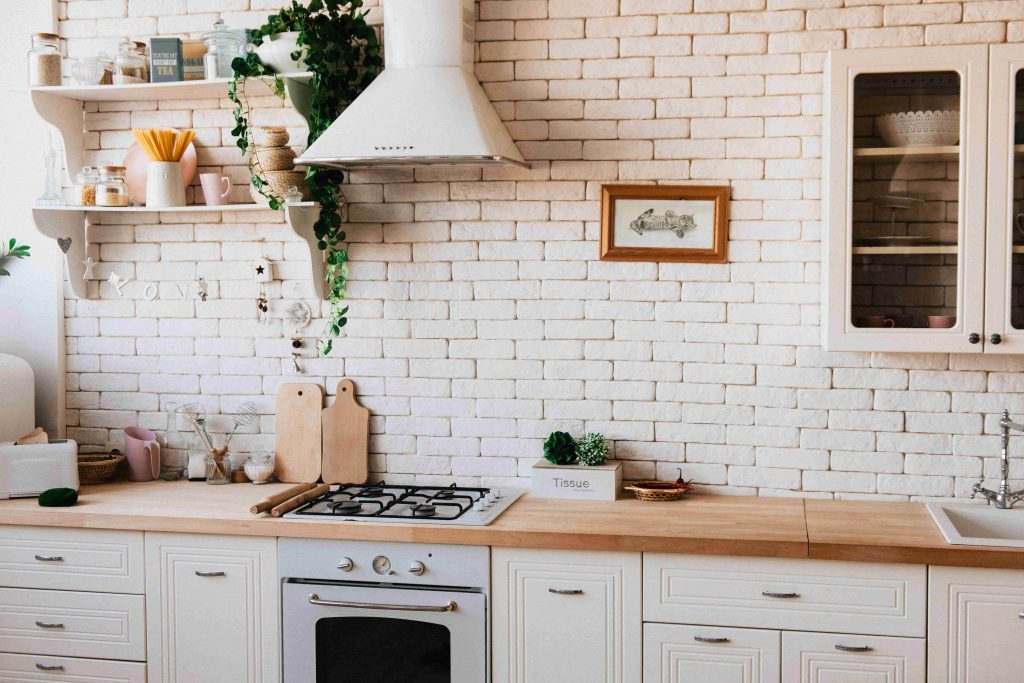 classic kitchen with appliances - appliance repair toronto