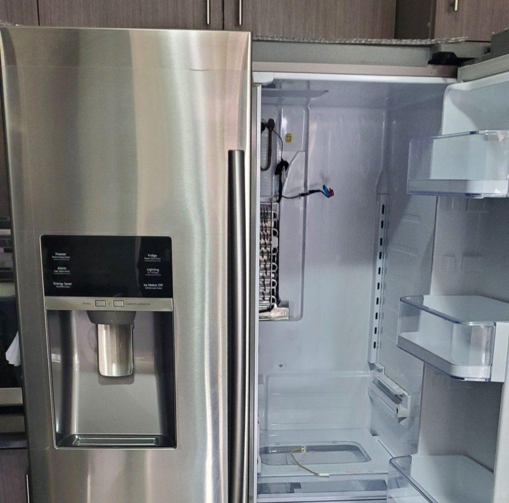 lg fridge repair