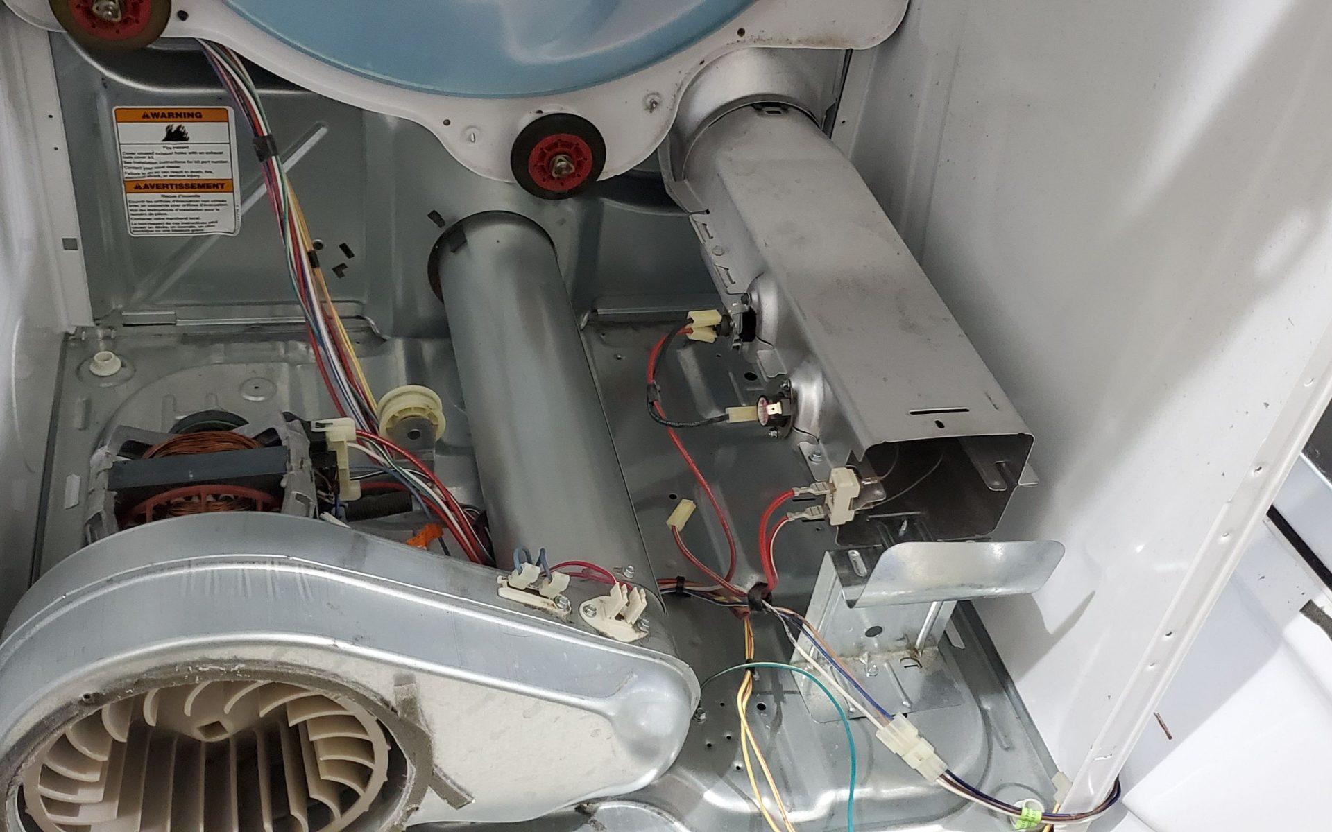 dryer troubleshooting