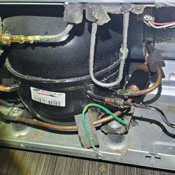 fridge compressor repair lg fridge repair-