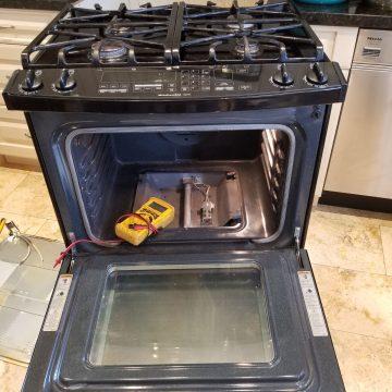 gas oven repair - stove repair