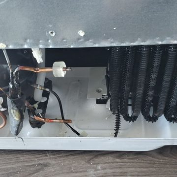 fridge compressor repair by appliance wizards