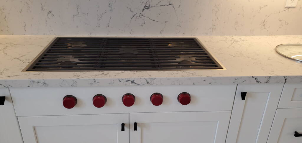Build in Stove Installation by Appliance Wizards