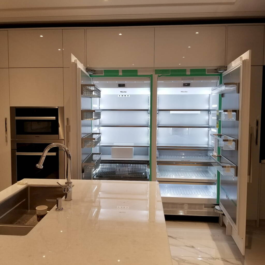 Professional Appliance Installation in Mississauga