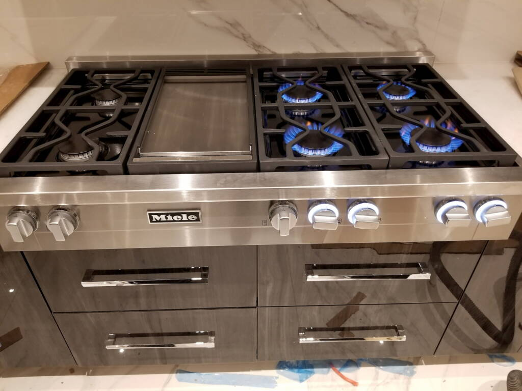 Appliance Installation Services in Vaughan