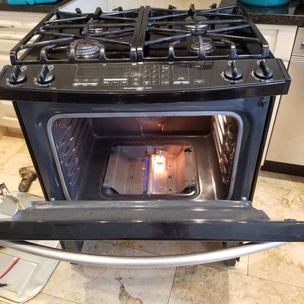 Oven Repair Services Thornhill
